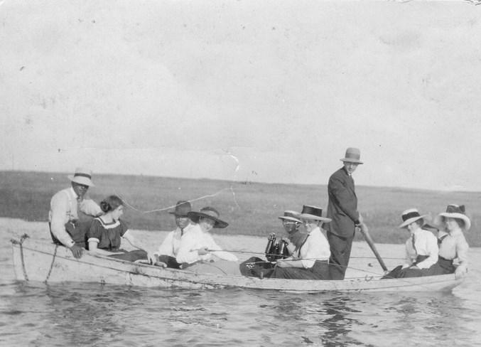 Historic Boat Tour