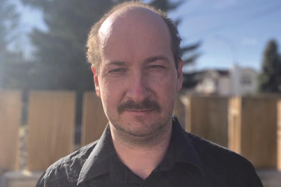 Jean Gauthier is one of three new candidates who will be running in Crossfield's next byelection. Photo Submitted/For Rocky View Weekly