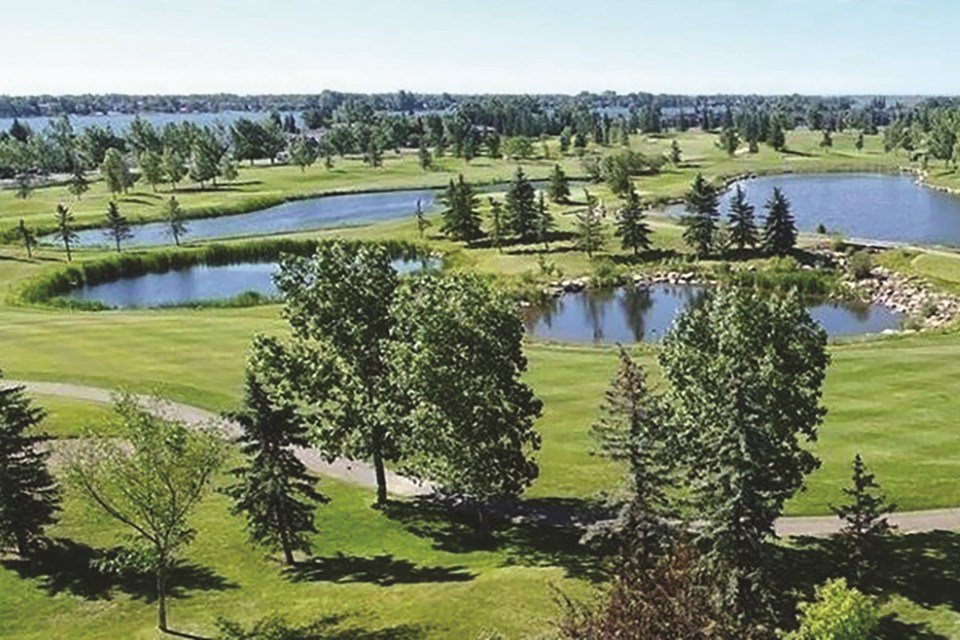 The City of Chestermere's Chief Administrative Officer, Bernie Morton, released a statement on Jan. 29 regarding resident disapproval and process regarding a developer's attempt to redevelop Lakeside Greens Golf Course into a residential community. File photo/Rocky View Weekly
