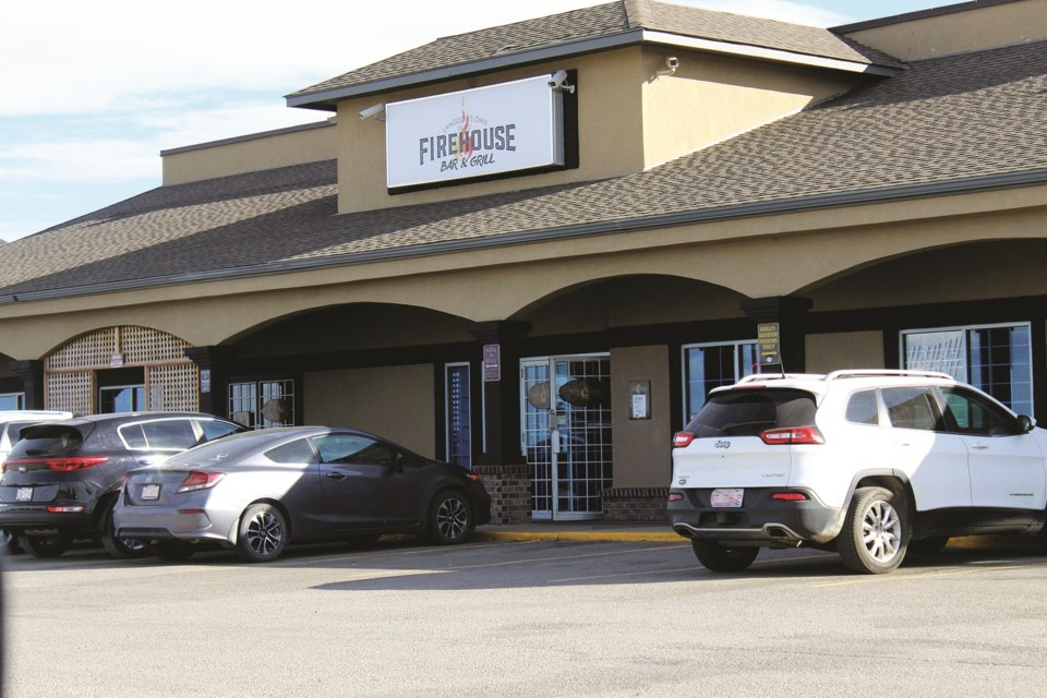 The Langdon Firehouse Bar & Grill has reopened on Sept. 23 following a temporary shut-down.