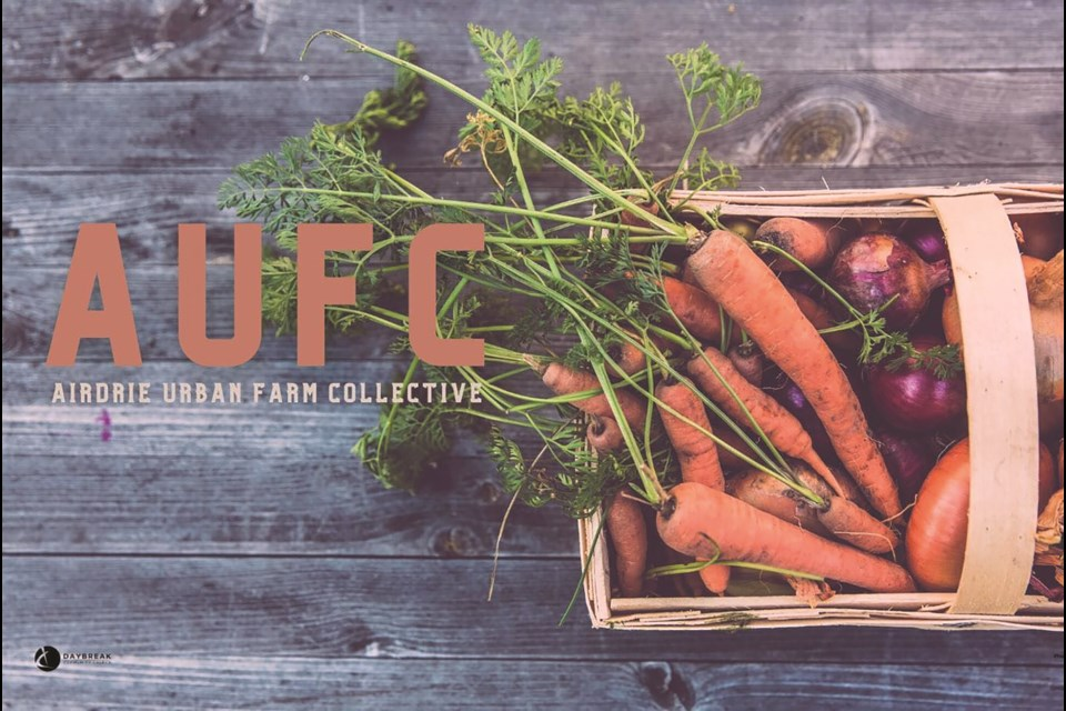 The Airdrie Urban Farm Collective is hoping to get people digging in the dirt during the COVID-19 pandemic this spring. Submitted/For Airdrie City View