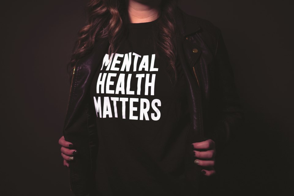 The Thumbs Up Foundation is planning several grassroots initiatives to raise awareness regarding mental health in Airdrie this month.
