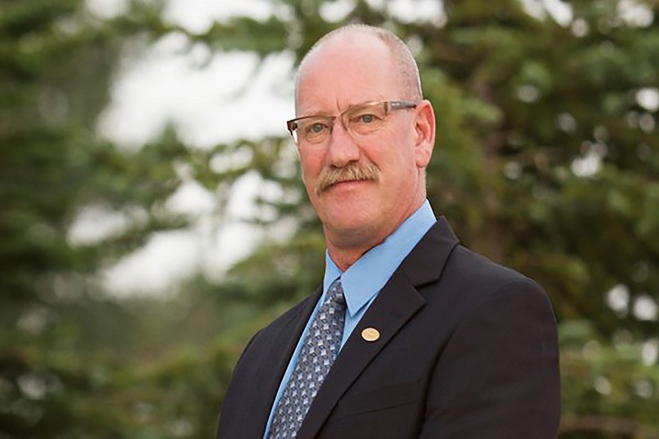 After 11 years as an Airdrie City councillor, Ron Chapman said he still has more to give, which influenced his decision to run for a fourth term.