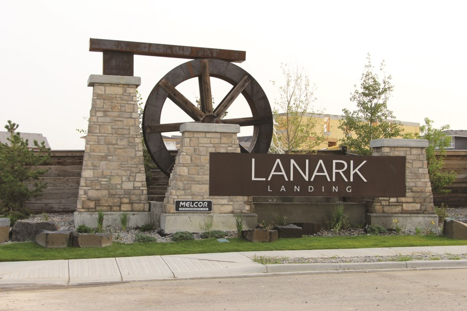 Airdrie's newest community Lanark Landing takes inspiritation from New Lanark, one of the earliest examples of a master-planned community in Lanarkshire, Scotland.