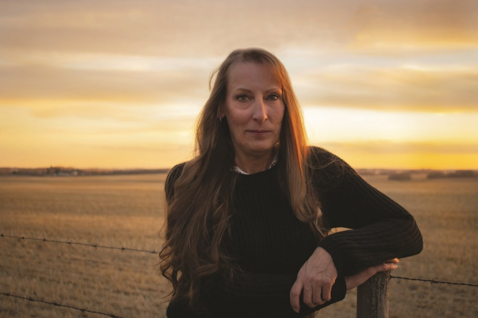 Crossfield resident and business owner Joanne Cornelssen is vying for a spot on the local council on May 10.