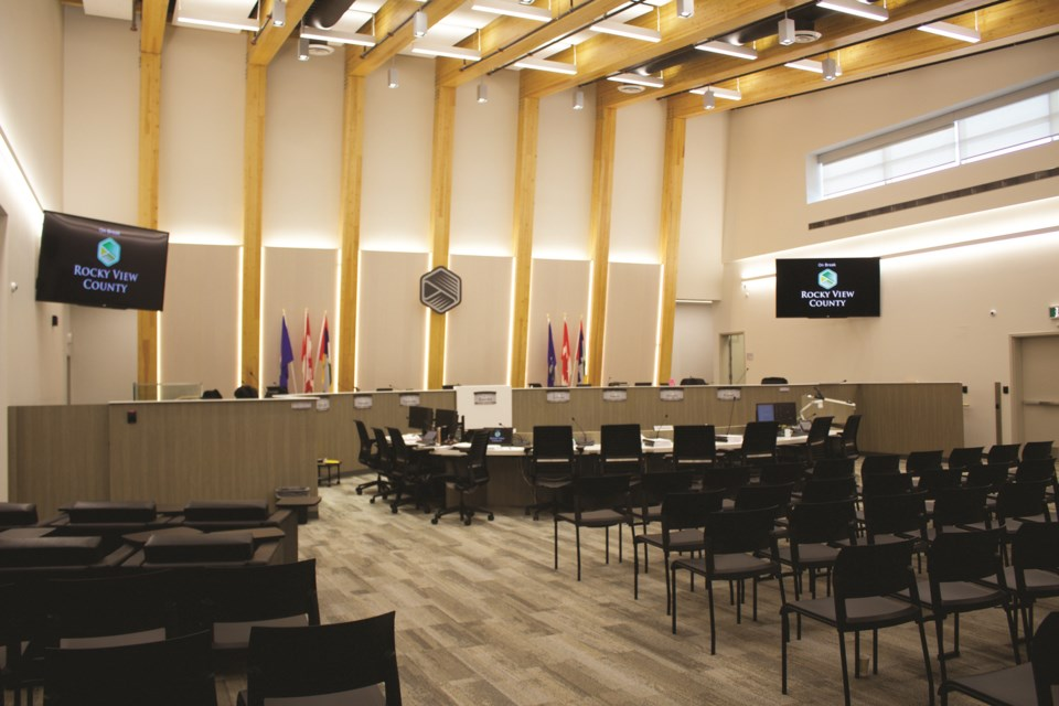 Rocky View County's application for Specialized Municipality status was recently denied by the Province. File Photo/Rocky View Weekly