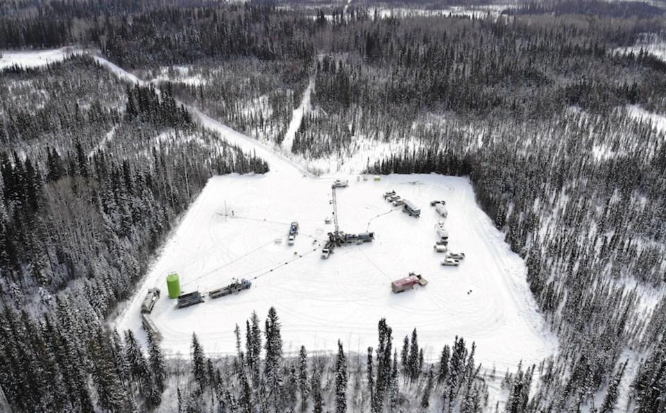 Ryan-Dickie-Clarke-Lake-Geothermal-Site-Aerial