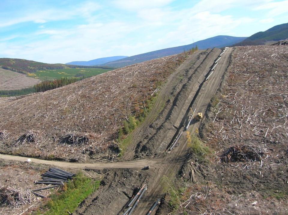 Pipeline-Logging-SouthPeace