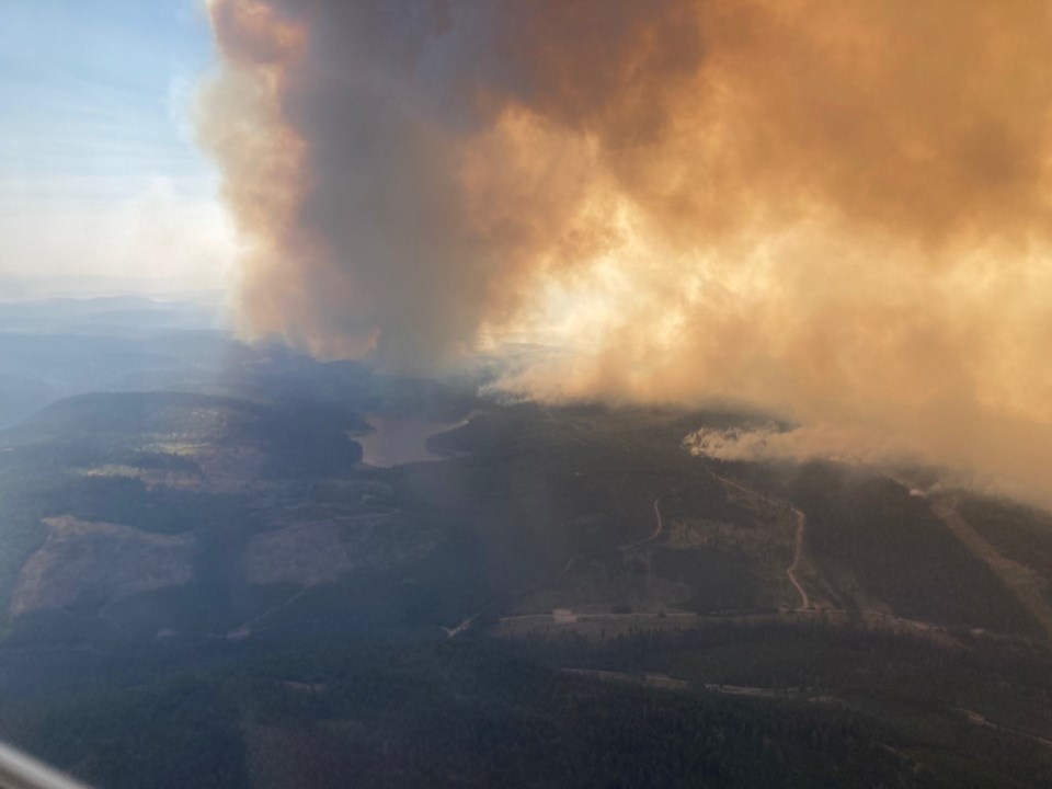 WhiteRockLake-wildfire-July26