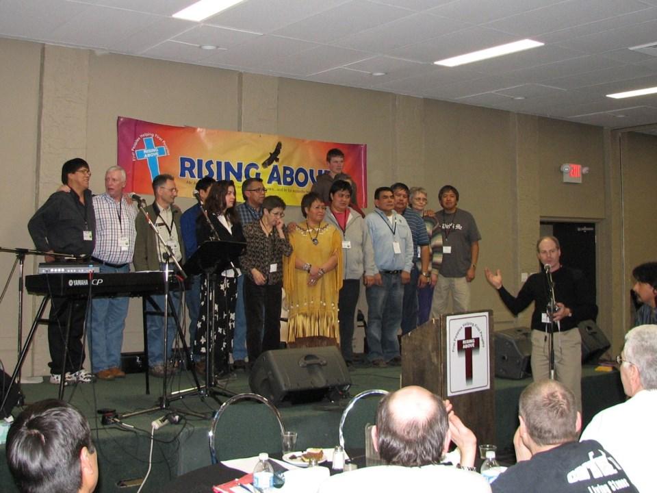 FSJ-RisingAbove-2009