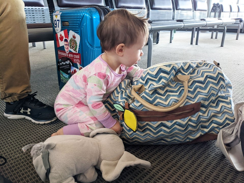 Baby-airport