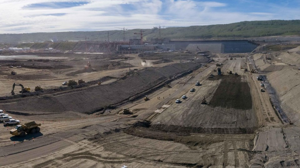 SiteC-dam-core-trench-Sept2021