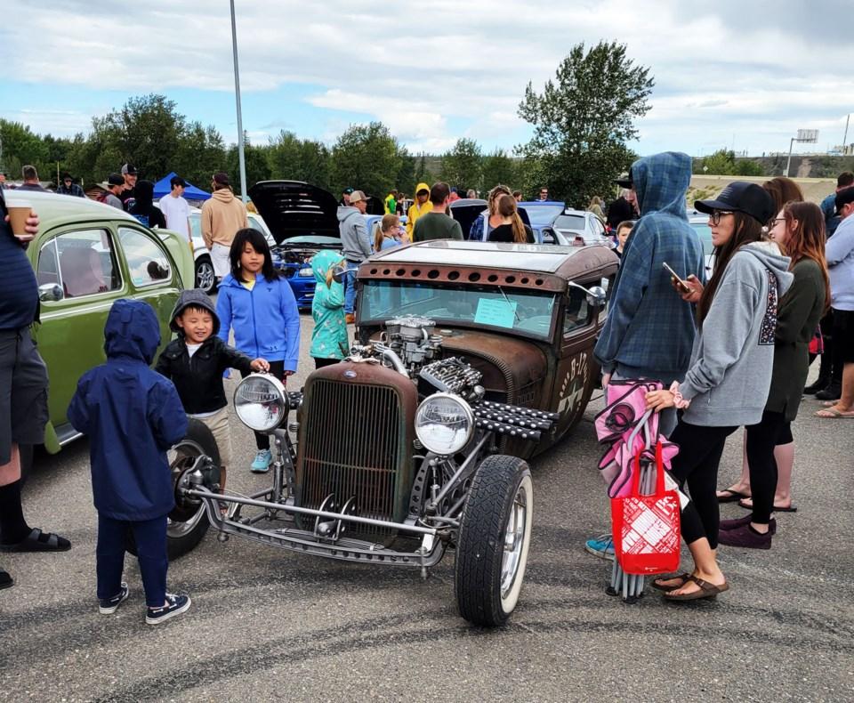 Auto Fest 1929 model T
