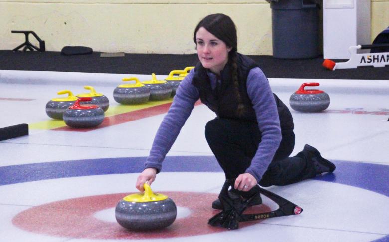 FSJ curling