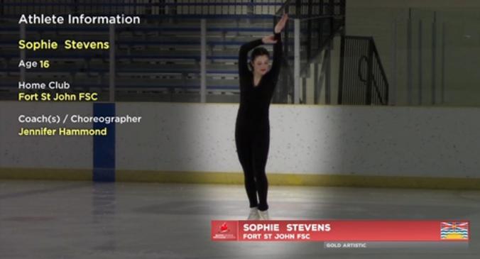Sophie Stevens
