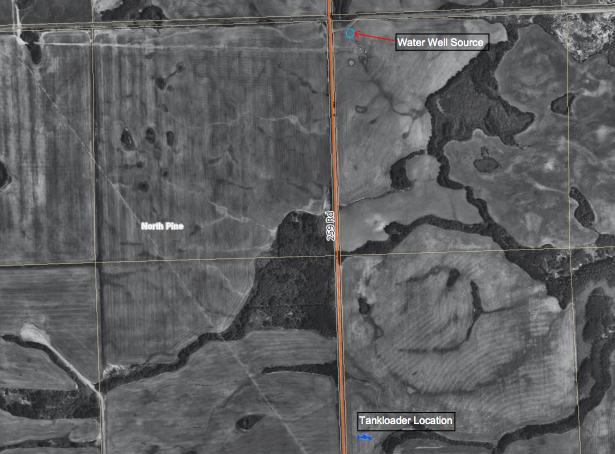 Rose Prairie Water System (PRRD)