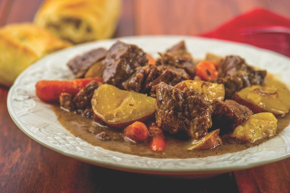 The delicious flavours of the Caribbean--from allspice to sweet potato, are highlighted in this stew. Photo: Metro Creative Connection