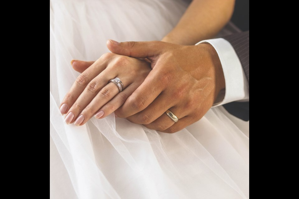 Remember your wedding? Any unusual family stories? Our humour columnist recalls a few. Photo: Metro Creative Connection