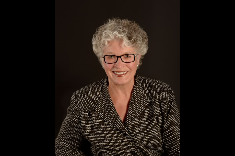 Calgary's Frances Wright's accomplishments earned her the Order of Canada in December. Photo submitted.