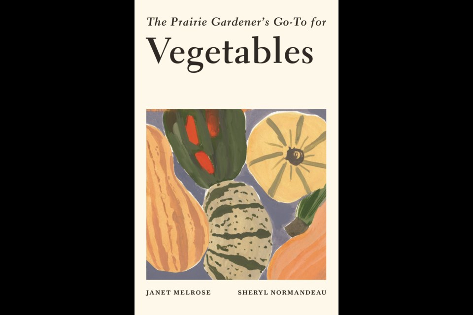 The Prairie Gardener's Go-To series is out with four titles, and two more to come next year. Photo submitted.