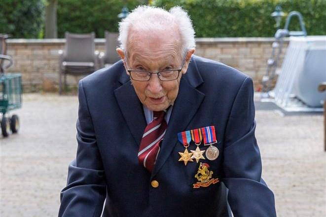 Capt. Tom Moore