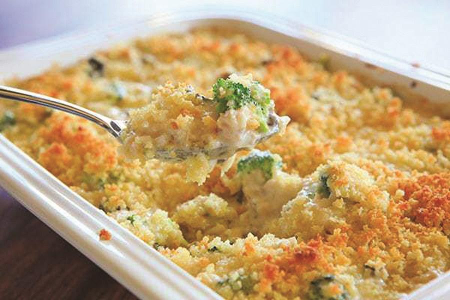 Chicken Broccoli Casserole Pic