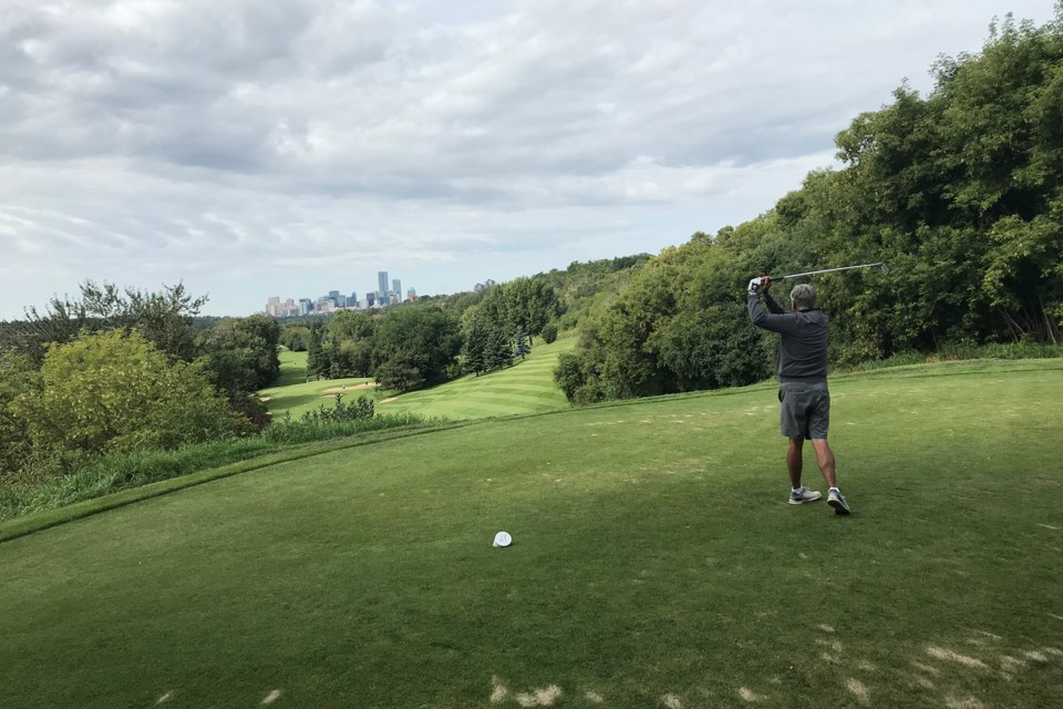 Golf courses across Alberta are experiencing a very busy season in 2020, including Edmonton's Highlands Golf Club. Gary Poignant photo