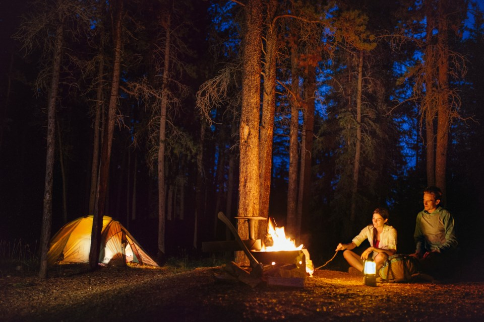 Cypress Hills is one of 250 provincial parks in Alberta. Photo supplied by Alberta Parks.