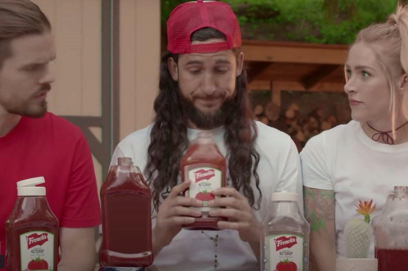 WOTE ketchup