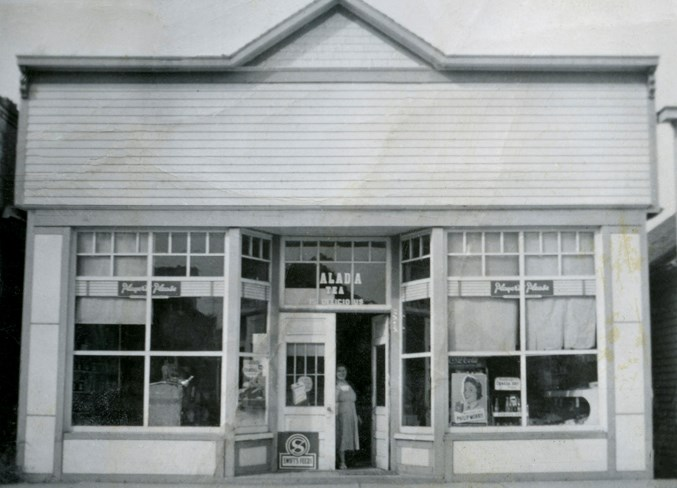 The first Stawnichy's store.