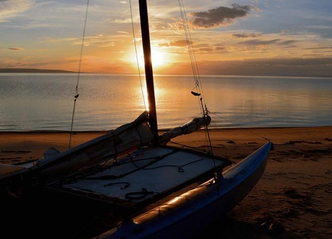 Lesser Slave Lake6 Sunset – Greg Olsen
