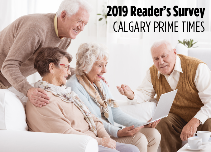 2019 Readers Survey Calgary