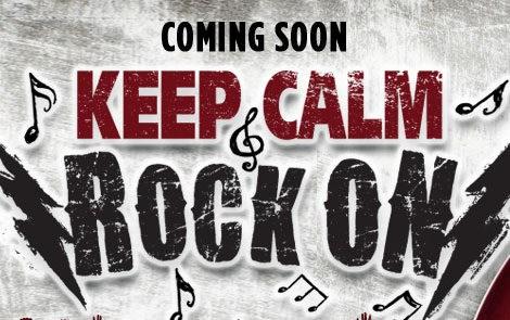 KeepCalmRockOn