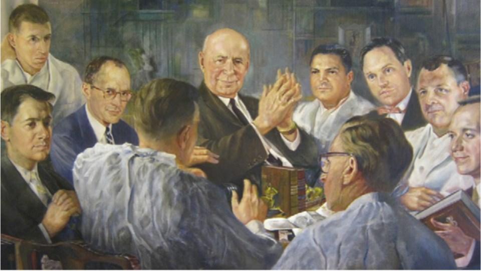 Professor Churchill