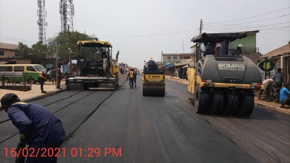 Abesan road 1