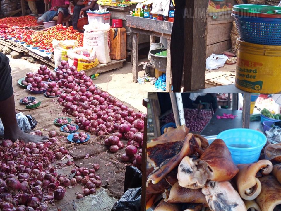 Council Market, Idimu