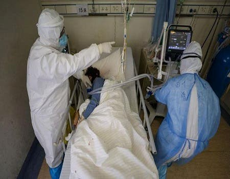 covid 19 patients