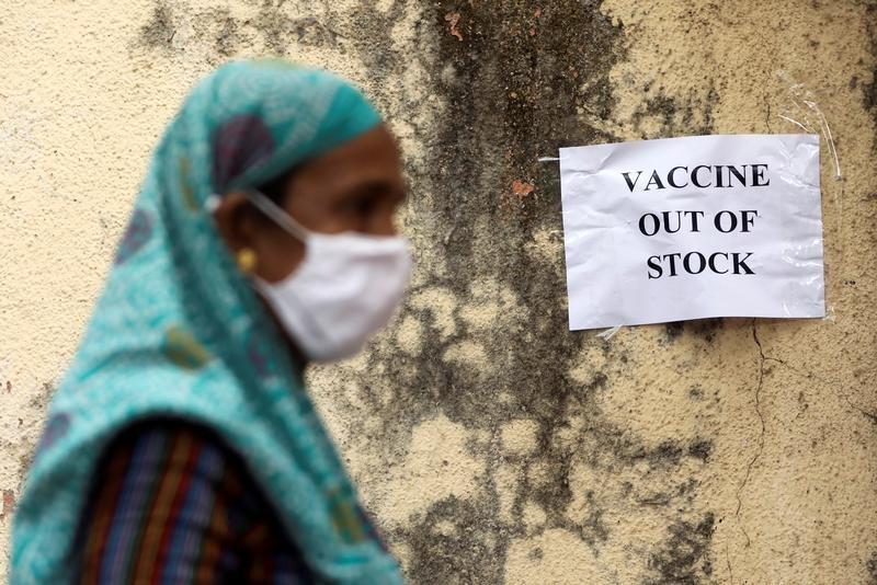 India covid surge