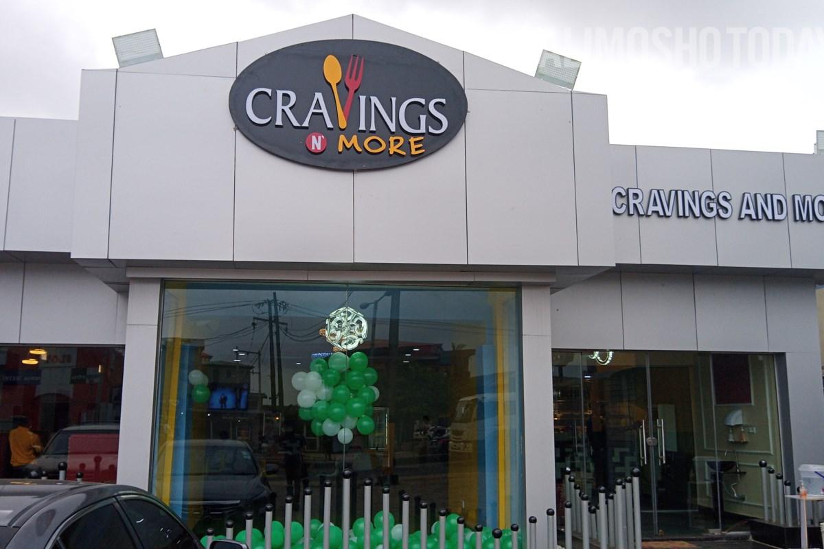 Cravings N' More opens in Alimosho - AlimoshoToday.com