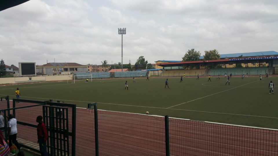 LASTMA Intcommand football competition