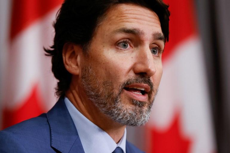 Minister Justin Trudeau