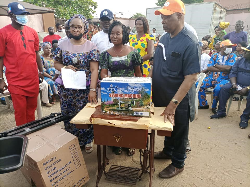 Moremi empowers residents of Igando Ikotun 2
