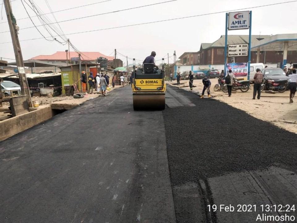 Okunola road 1