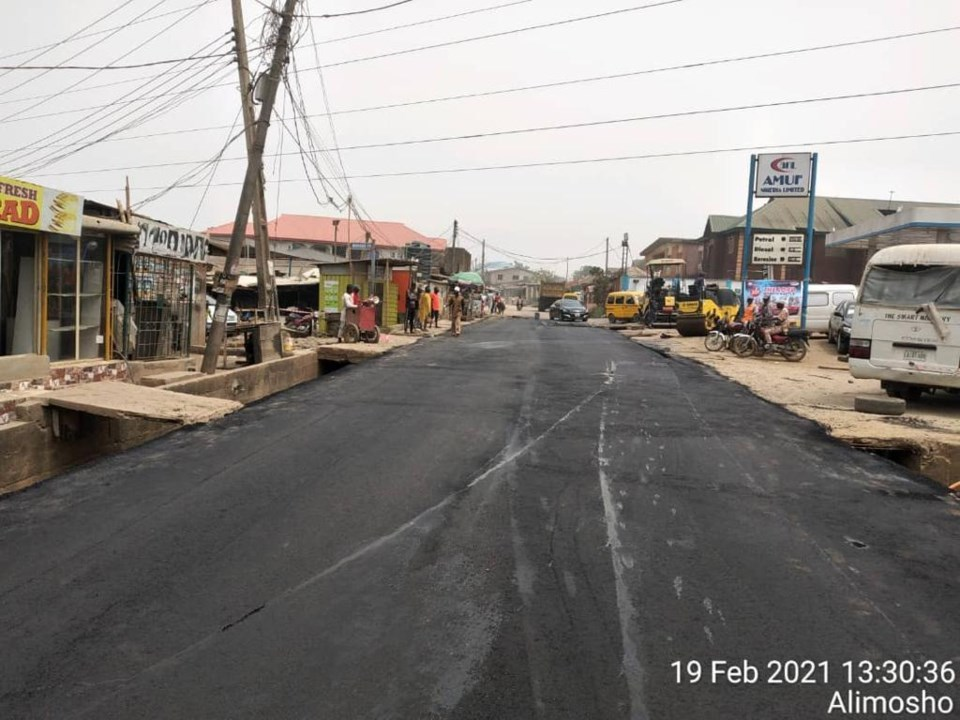 Okunola road 3