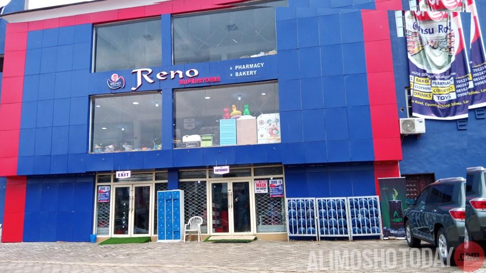 Reno Superstores open
