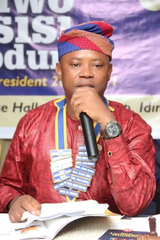ROTARY CLUB OF EGBE INSTALLS 18TH PRESIDENT