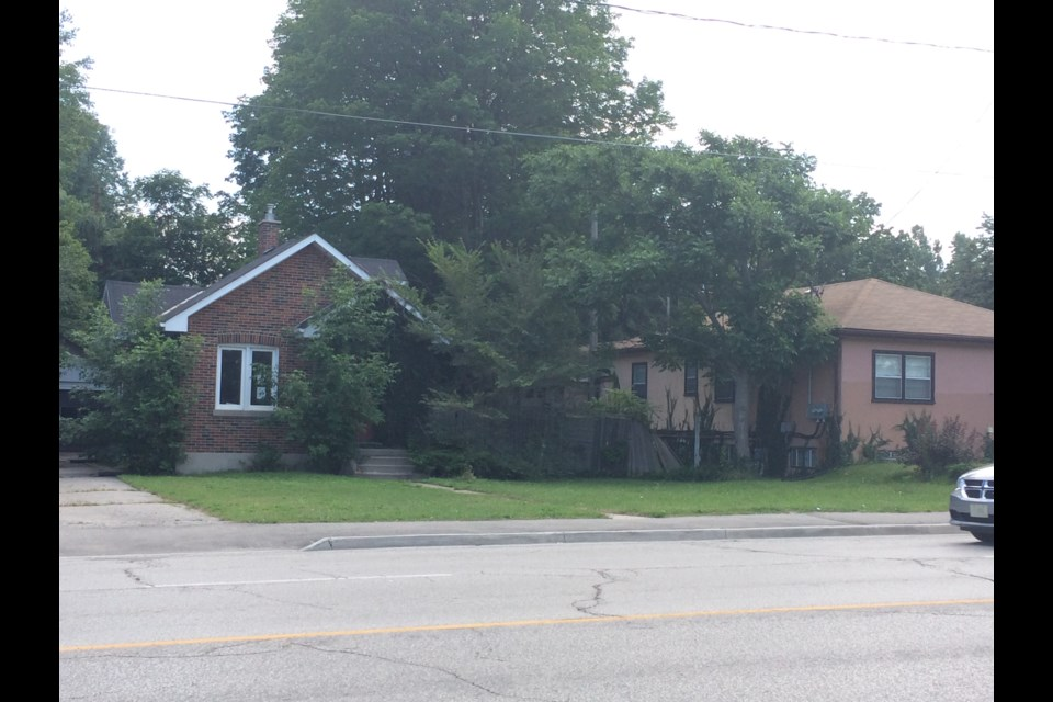 The house at 164 Essa Rd. will also be part of a proposed, supportive housing project.