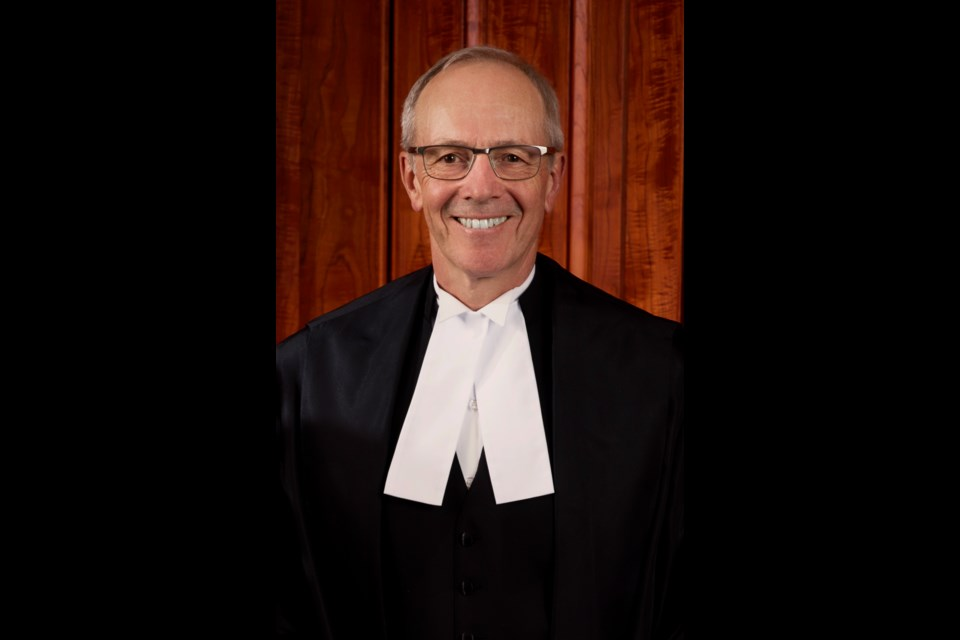 Ontario Chief Justice George Strathy has been digging into the 1886 killing of his great grandfather in Barrie, drawing some parallels between justice then and now.