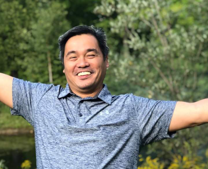 Edwin Ng is a personal support worker from Roberta Place who is currently in intensive care after contracting COVID-19.