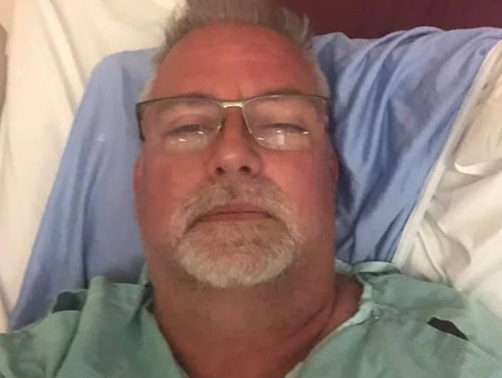 Well-known local businessman and Barrie Chamber of Commerce president Todd Tuckey spent over a week in an intensive care unit at a Toronto hospital after suffering a brain aneurysm last month.